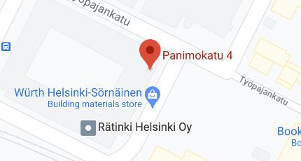 Bigbank Helsinki office